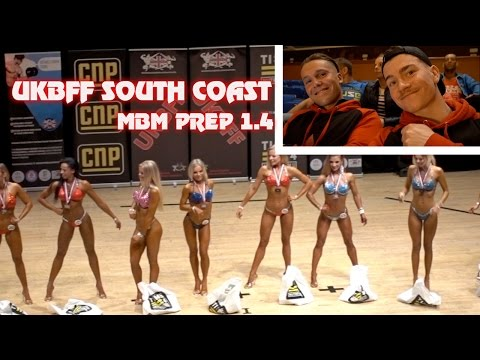 UKBFF South Coast 2017 - MBM Prep 1.4