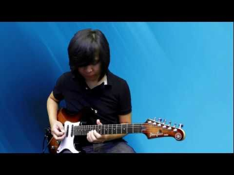 """Rio Samba"" - Larry Carlton (Cover) by Jack Thammarat"
