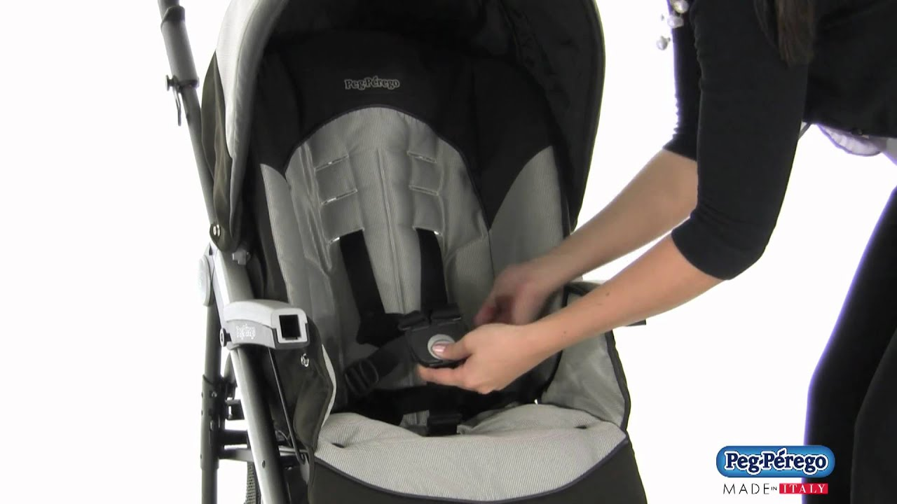 Peg Perego P3 Seat Cover Replacement Velcromag