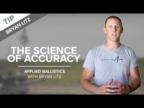 Long-range Shooting: Bryan Litz and The Science of Accuracy | Applied Ballistics