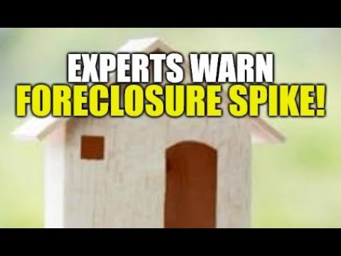 EXPERTS WARN OF FORECLOSURE SPIKE, MILLIONS OF LATE MORTGAGES, WHAT WILL POP THE HOUSING BUBBLE?