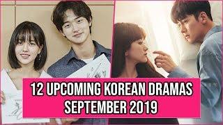 12 Upcoming Korean Dramas Release In September 2019