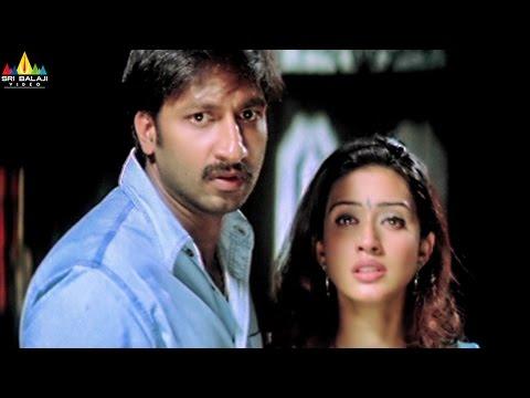 Andhrudu Telugu Movie Part 12/13 | Gopichand, Gowri Pandit | Sri Balaji Video