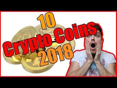 Die 9 besten Kryptowährungen für 2018
