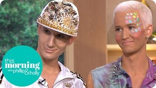 The X Factor's Ottavio And Bradley Reveal All About Chicken Gate | This Morning