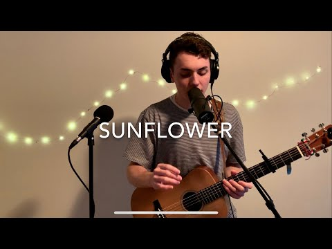 Post Malone, Swae Lee - Sunflower (Live Acoustic Loop Cover)