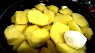 Как сварить вкусное картофельное пюре