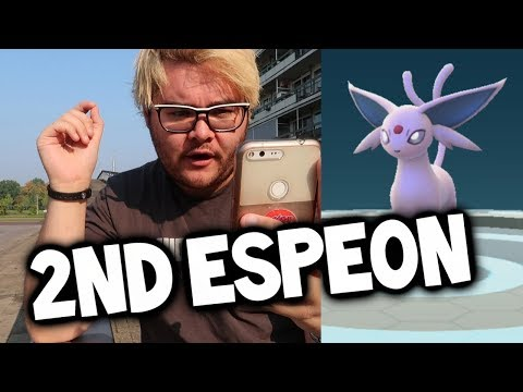 "HOW TO MAKE ESPEON ""AGAIN"" IN POKEMON GO! - DAY 2: POKEMON GO EQUINOX EVENT!"