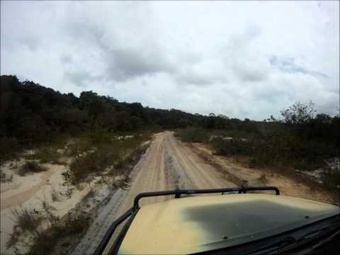 Guyana off road March 2012