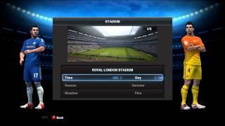 PES 2013 First Demo   Unlock 25 teams patch full