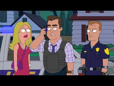 American Dad: Stan On Crack_part Two With Greg & Terry