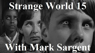 SW15 - Flat Earth Predictive Programming - Mark Sargent ✅
