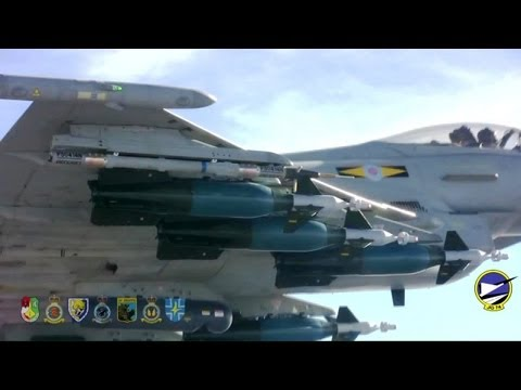 Airbus Group - Eurofighter Typhoon Protecting The Skies [720p]