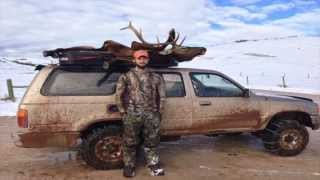 2013 WY Elk Hunt at the Bighorn Mountains