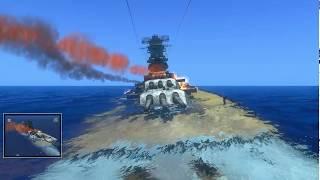 Silent Hunter 4 sinking ships #2