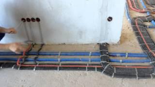 Электромонтаж Пестово,ч.1,2этаж. Подробный обзор.