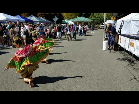 Seattle Thai Festival—Traditional Dance & Music, Part 2