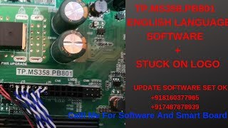 Tp Hv320 Pb801 Software Installation From Youtube - The