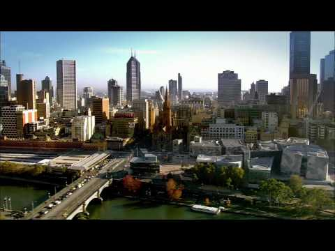 Melbourne, Victoria, Australia - most liveable city in the world