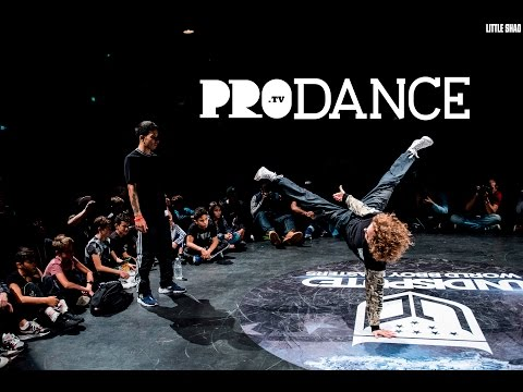 Undisputed World BBoy Masters 2015 | FULL EVENT