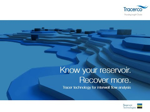Well To Well tracer tests for reservoir characterisation and
