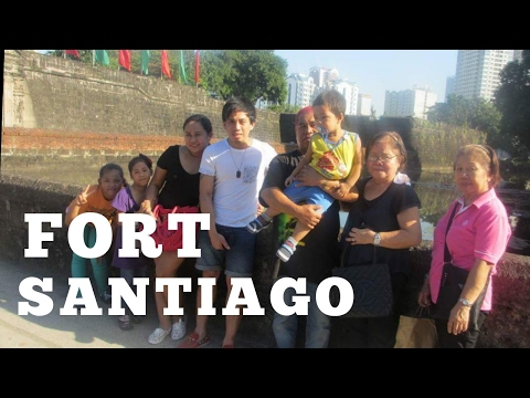 FORT SANTIAGO TRAVEL VLOG 3