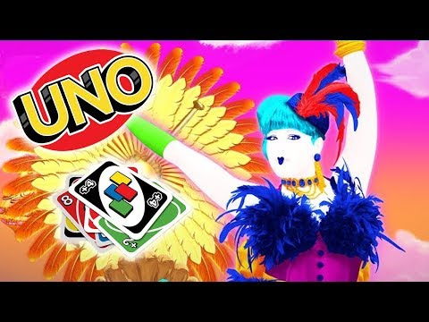 IF I WIN, HOW CAN I LOSE??!!!! - UNO & FRIENDS