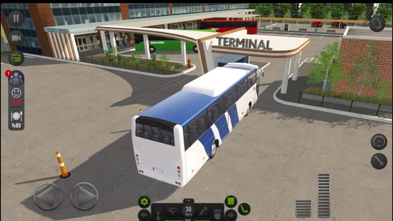 India Bus Simulator Meerut to Faridabad