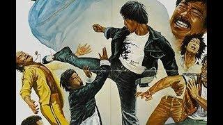 Брюс против Железной Руки (боевые искусства 1979 год)