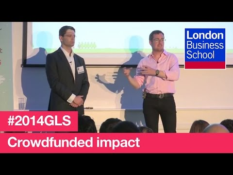 Crowdfunded impact | London Business School