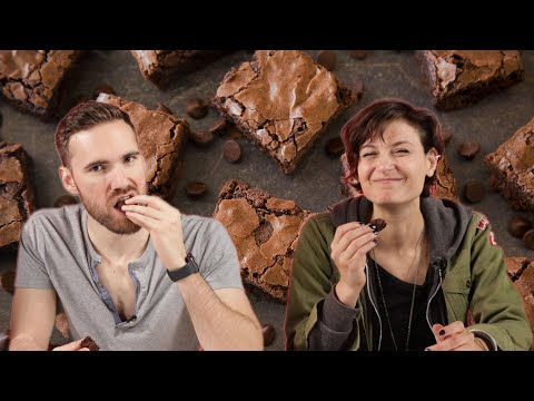 People Pick The Best Boxed Brownies