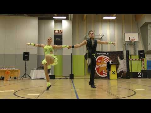 Austrian Acrobatic Rock'n'Roll Cup Final – Main Class FT, Korneuburg 2017-12-09