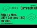 How to mine LBRY Credits LBC on pool