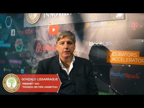 Gonzalo Lissarrague, President GGO Thomson Reuters, Argentina