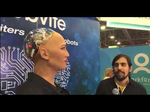 HR Resources Expo & Convention Recruiters are not ROBOTS