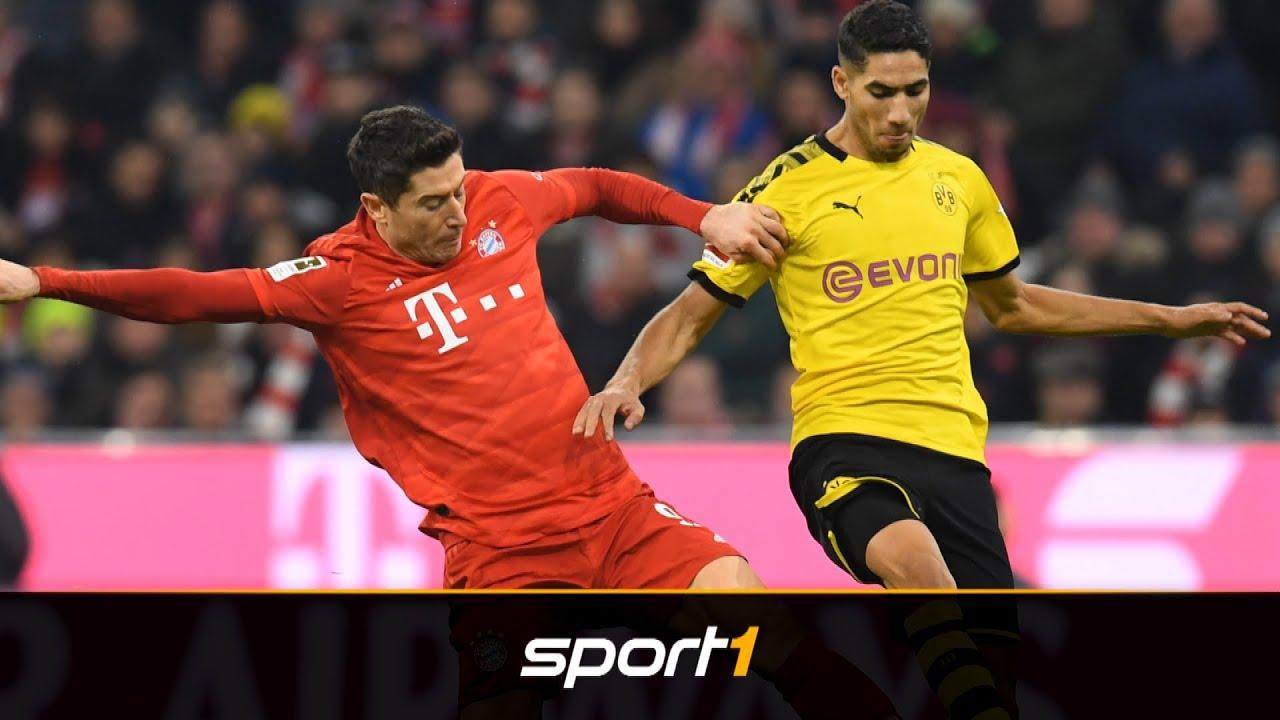 Bayern fragt angeblich wegen BVB-Star nach | SPORT1 - TRANSFERMARKT