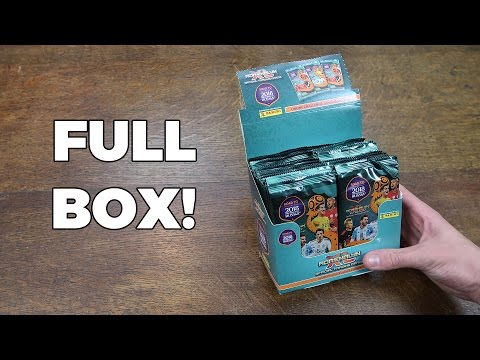 BOOSTER BOX OPENING! Adrenalyn XL Road to World Cup 2018
