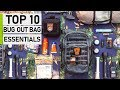 Top 10 Bug Out Bag Essentials You Should Have