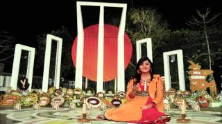 "Bangla New Song  By Sabrina Saba "" Desher Gaan- Tumiee Prothom Bangladesh """