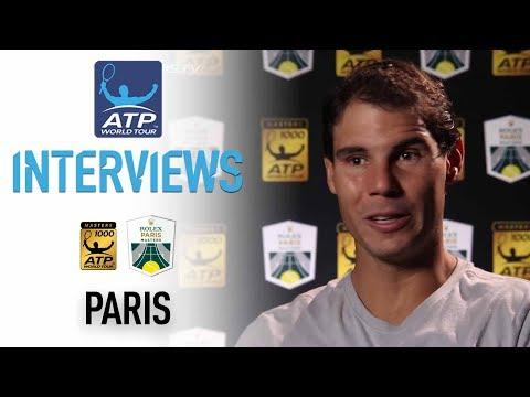 Nadal Chasing History In Paris 2017