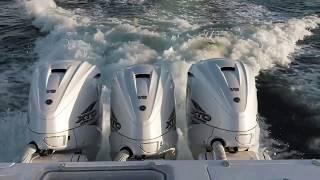 NEW! Hors-Bord YAMAHA 425HP 5 6L V8 XTO