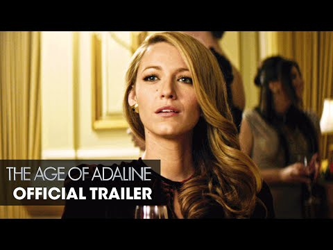 The Age Of Adaline Official Trailer 2015