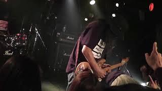 2018年 1月13日 Livefreak shinjuku 雷怒音present's 【GHOSTNOTE CRAYD...