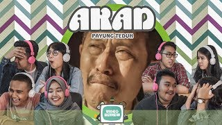 Video Vid-Rev #1: AKAD - PAYUNG TEDUH (Reaction) download MP3, 3GP, MP4, WEBM, AVI, FLV Agustus 2018