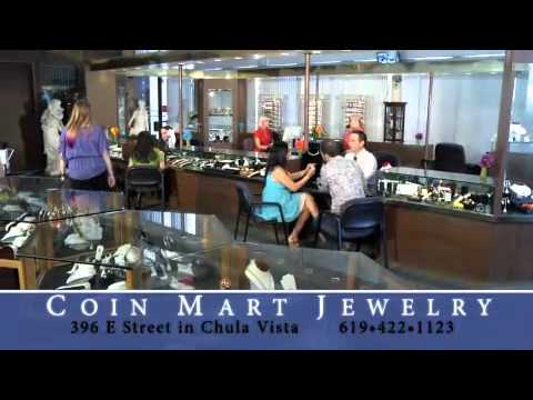 Coin Mart Jewelry Television Commercial