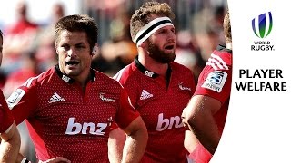 Preparing for life after rugby: McCaw and Read