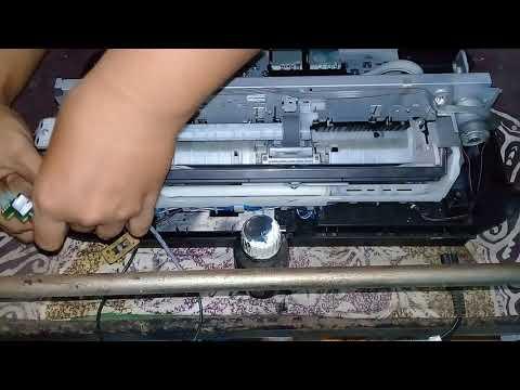 Tutorial kali ini Solusi Printer Canon Ip2770 Paper Jam Kertas Macet atau blink 3 kali berkedip. Can.