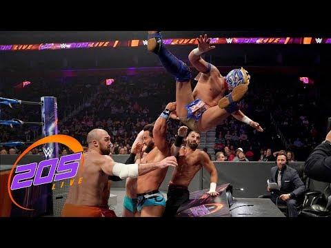 Six-Pack Challenge: WWE 205 Live, Aug. 6, 2019