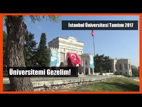 ÜNİVERSİTEMİ GEZELİM! l İstanbul Üniversitesi Tanıtımı
