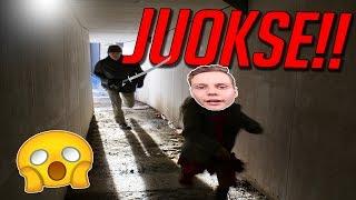SE JAHTAS MEITÄ MIEKALLA!!